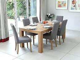 wooden dining room table and chairs dining room chairs with wheels furniture to fit your style dining