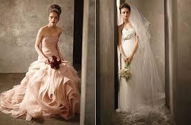 vera wang u0027s affordable wedding dress collection wedding dress