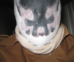 watchmen rorschach costume with changing mask 7 steps with pictures