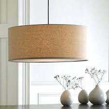Double Drum Shade Chandelier Drum Shade Pendant Lighting Awesome Drum Shade Pendant Light