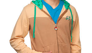 pokemon sun and moon hoodies inspired by rowlet litten and
