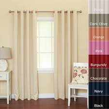baby nursery decorative window curtains for room decors ivory