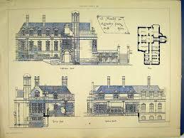 house plans historic best house plans images on plan historic