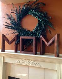wooden letters home decor gift for mom wooden letters home decor mom frame mom sign mom