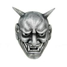 halloween mask japanese buddhism ghost song prajna ghost evil