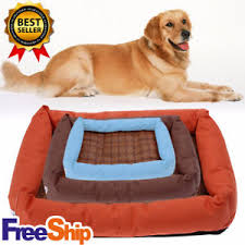 soft washable bed small medium large pet xl indoor sofa cushion