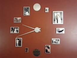 Decorative Clock Splendid Decorating With Wall Clock 103 Decorating A Wall Round