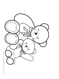 cute cartoon coloring pages to print with eson me