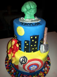 marvel baby shower cake by melanie occasional cake gallery