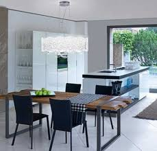 modern light fixtures dining room modern dining room lighting