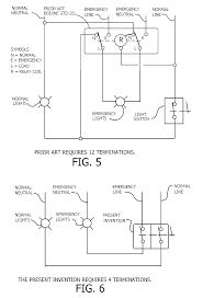 patent us7060918 normal and emergency combination light switch