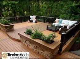 Decking Garden Ideas Shining Design Garden Decking 3 Ways To Deck Out Your Gardening
