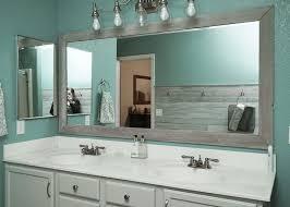 Frame Bathroom Mirror Kit Bathroom Mirror Frame Kit Genersys
