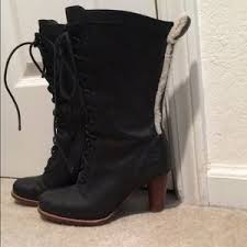 ugg boots womens heels s ugg lace up boots on poshmark