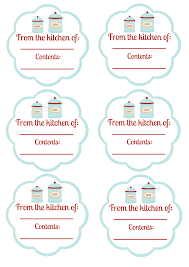 free printable food labels and canning labels blissfully domestic
