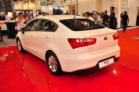 nissan almera vs vios kia rio sedan previewed with estimated price of rm73 000 carbay