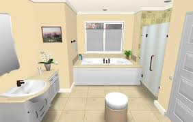 3d bathroom design tool illustration of 3d bathroom planner create a closely real
