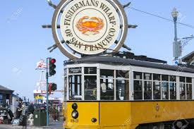 Fisherman S Wharf Fishermans Wharf In San Francisco Stock Photo Picture And Royalty