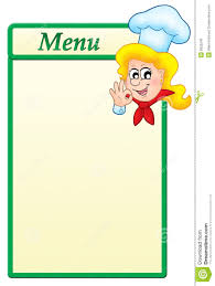 executive chef resume samples chef templates customer service consultant sample resume computer menu template with cartoon chef woman royalty free stock photo menu template cartoon chef woman 8525245