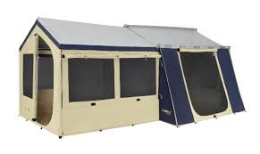 Oztent Awning Oztrail Canvas Cabin Sunroom