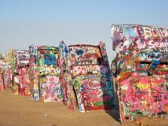 cadillac ranch carolina eight and wacky attractions in the panhandle cadillac