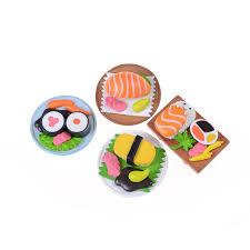 kitchen toys japanese sushi decoration anime