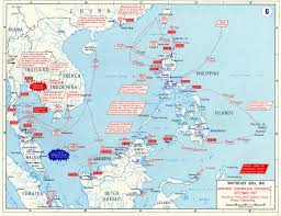 Maps Of Southeast Asia by File Pacific War Southeast Asia 1941 Map Jpg Wikimedia Commons