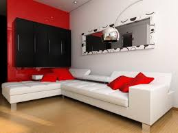 red room design ideas black and red living room interior design