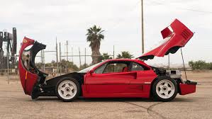 f40 auction f40 1992 part 2 f40 and