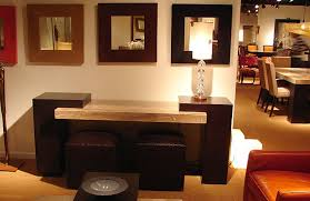 modern console table decor popular of modern console tables ideas modern wood console table
