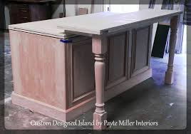 kitchen island remodel custom designed kitchen island for a style remodel payte
