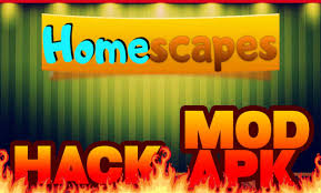 apk hack homescapes mod apk hack for unlimited lives and free coins
