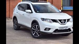 nissan car white 2016 nissan qashqai storm white youtube