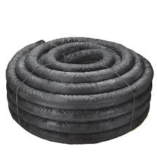 advanced drainage systems 4 in x 100 ft corex drain pipe