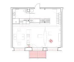 Plan De Loft Plan D U0027un Petit Loft