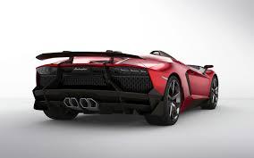 Lamborghini Aventador J Blue - lamborghini aventador j first look motor trend
