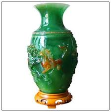 Large Chinese Vases Big Size Chinese 8 Horse Vases Fengshui Vase Good For Home