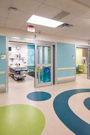 room creative emergency room clinic modern rooms colorful design