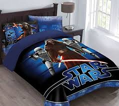Star Wars Duvet Covers Amazon Com Star Wars The Force Awakens Comforter Set With Fitted