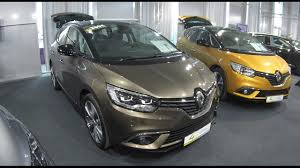 renault scenic 2017 renault grand scenic model 2017 quarzit brown colour