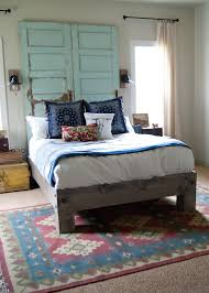 Bed Frame Designs 2015 Upgrade Your Bed With These 6 Diy Headboards Huffpost