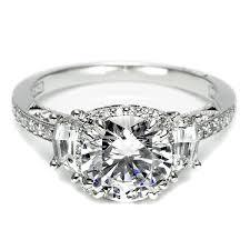 tacori halo engagement rings tacori dantela 2628rdp halo pave engagement ring