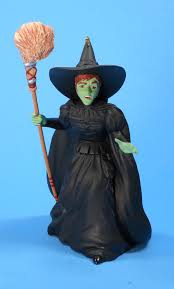 hallmark ornament witch of the west wizard of oz cake