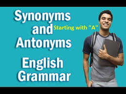 Synonyms Of Opulent Synonyms And Antonyms A Word List Of Most Important And Repeated