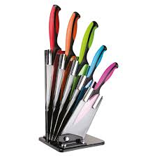 coloured kitchen knives set taylors eye witness dexterity series 5 piece coloured kitchen
