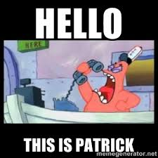 Patrick Meme Generator - this is patrick memes image memes at relatably com