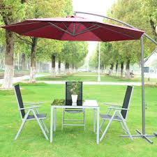 Sunbrella 11 Ft Cantilever Umbrella by Outdoor Angled Umbrella 11 Foot Patio Umbrella Square Cantilever