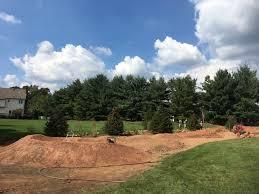 backyard dreams building a backyard pump track in nj avid trails