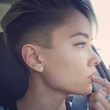 butch short hairstyles the 25 best short razor haircuts ideas on pinterest layered