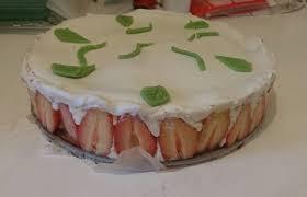 fraisier hervé cuisine hervé cuisine fraisier inspiration de conception de maison